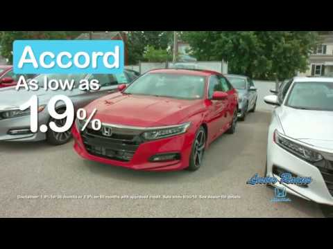 2018 Honda Accord - Lester Raines Honda // 1.9% Financing