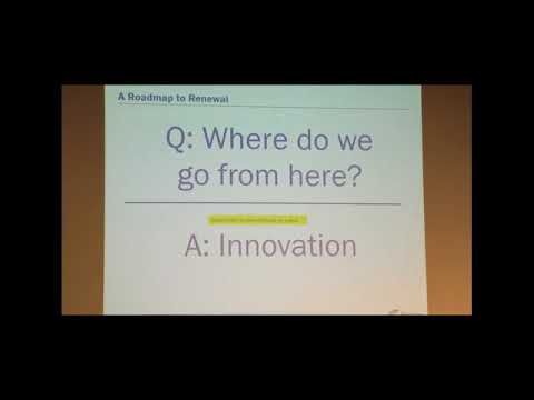 CP-1 Symposium - Nuclear Energy on the International and Domestic Scene, Part 2: Tim Hanley