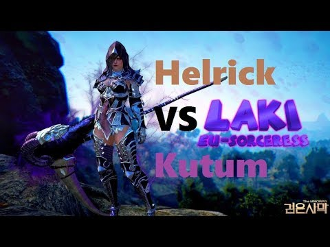 Pila Ku Sorceress Guide on Helrick VS Kutum