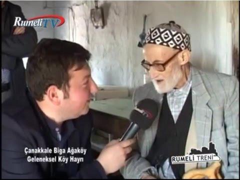 Ağaköy (Biga, Çanakkale - Rumeli Treni Bölüm 3)
