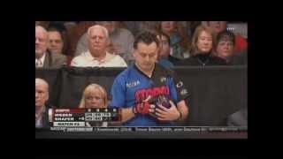 2012 Bowling US Open: Match 1: Pete Weber vs Ryan Shafer