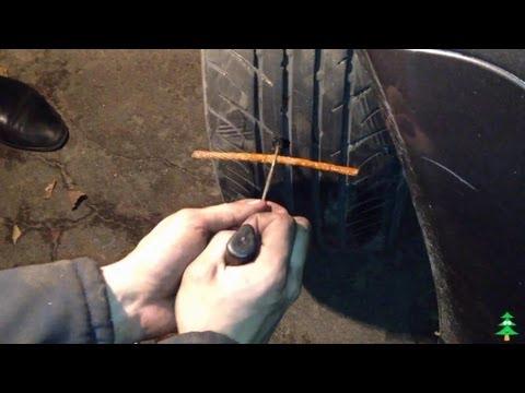 Как правильно поставить жгут на колесо
