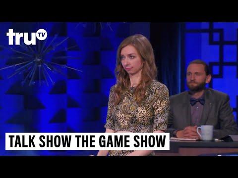 Talk  the Game   Lightning Round: Billy Eichner vs. Lauren Lapkus  truTV