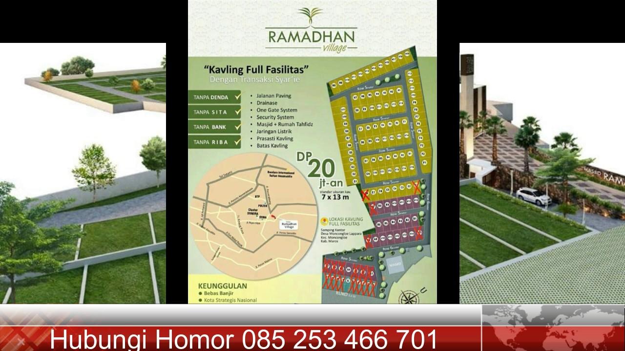 Jual Tanah Murah Syariah FULL FASILITAS - YouTube