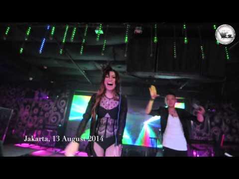 """V2 Club Jakarta """"LET THE WELCOME BACK"""" DJ Amel Alvi 13 august 14"""