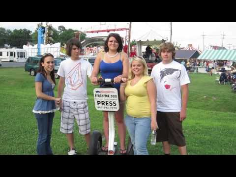 Thurmont Carnival 2009 HD part 1