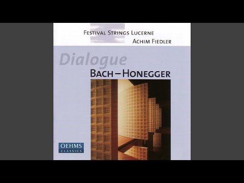 Die Kunst Der Fuge (The Art Of Fugue) , BWV 1080 (arr. For String Orchestra) : Contrapunctus 1