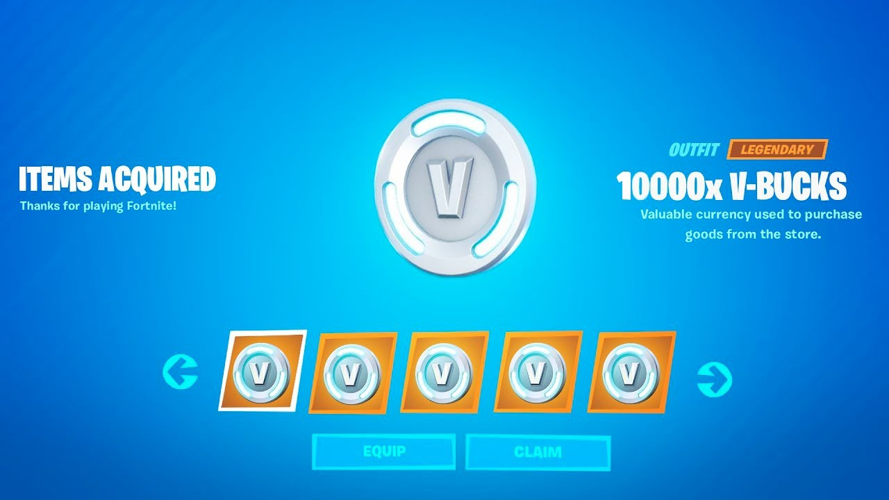 Image result for Free V Bucks