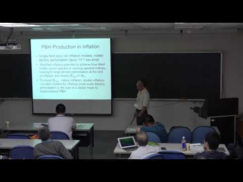 """Kai-Wang Ng, """"Production of primordial black holes from modulations in axion monodromy inflation"""""""