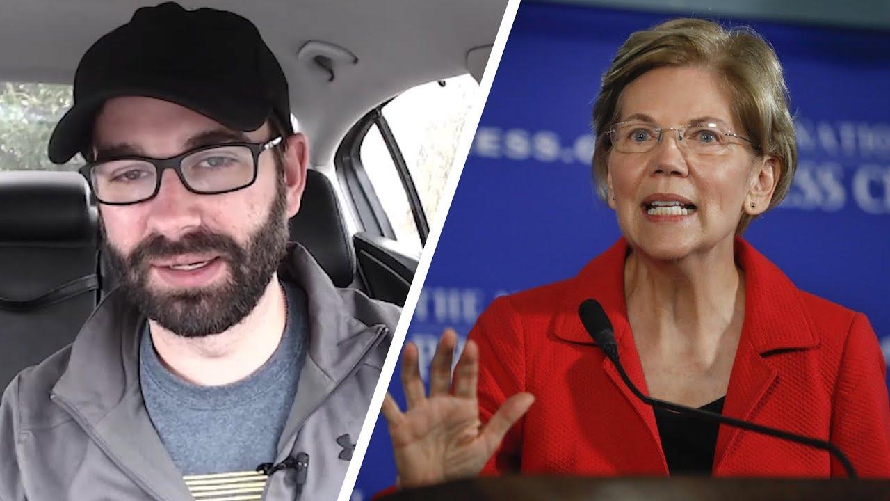 Warren Proves She's Not Native American