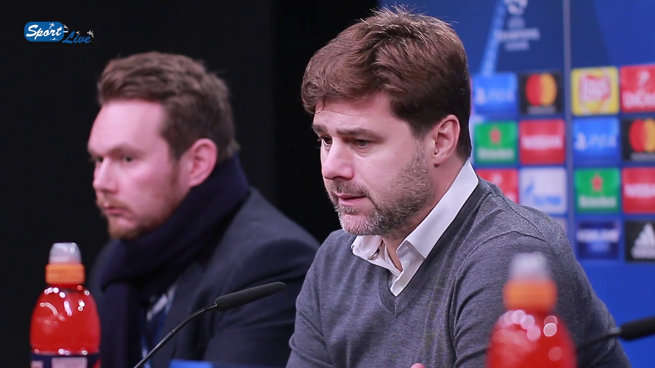 Borussia Dortmund – Tottenham Hotspur: Pressekonferenz mit Mauricio Pochettino