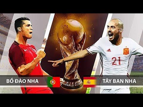 Xem lại trận đấu Bồ Đào Nha vs Tây Ban Nha    Vòng Bảng FIFA World Cup 2018