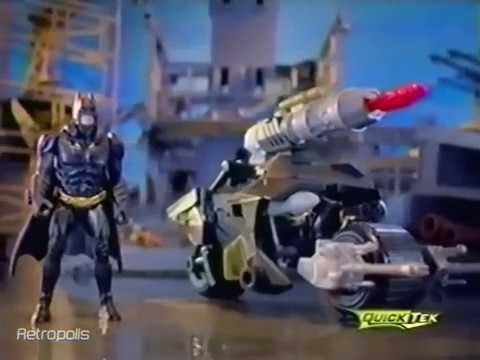 2012 Batman TDKR Quicktek Toy Commercial