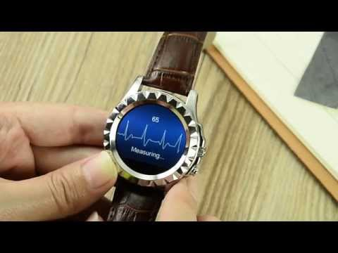 NO.1 SUN S2 Smartwatch Review