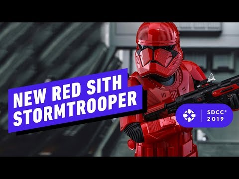new-red-sith-stormtrooper:-the-rise-of-the-skywalker---comic-con-2019