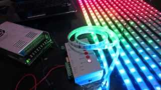 How To Build An Led Display, #1 Basic Wiring And Setup Of Ws2801 Leds