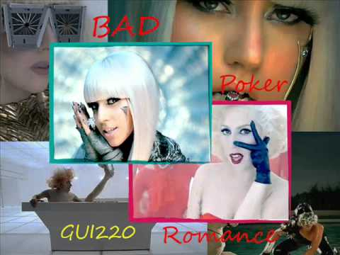 Lady GaGa²  Poker Face vs Bad Romance guii220 Mashup
