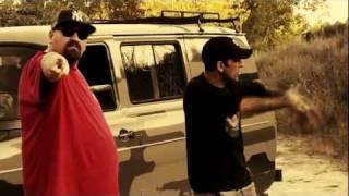 BARRAKO 27 & ODIN BORLANSA - HASTA LA VICTORIA ( videoclip oficial by lokko monkeys )