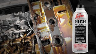 How to clean harmful varnish from your car's oil crankcase    ft. Curtis B. in AR
