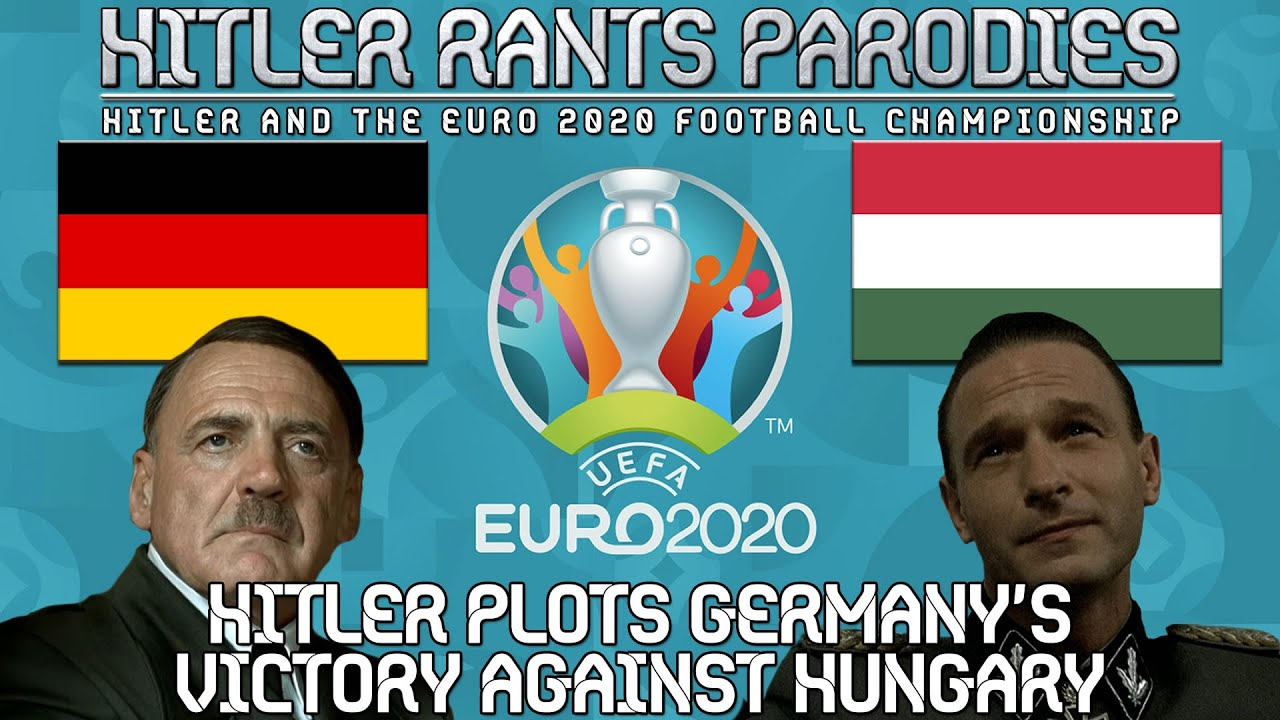 Hitler plots Germany's victory against Hungary