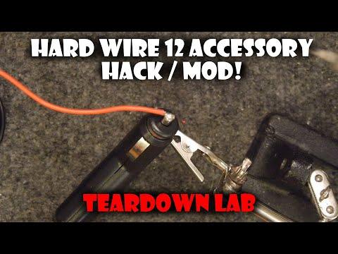 TDL- Diy Hard Wire Dash Camera Hack