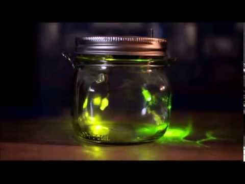 how to make firefly mason jars