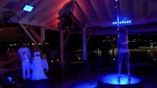 Marion Show Wedding St Martin
