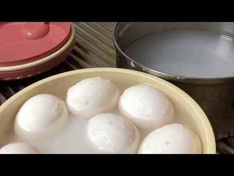 Simpleng Paggawa Ng Itlog Na Maalat/Salted Egg/Filipino Food