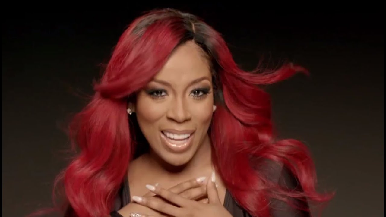 2015 k michelle hairstyles - youtube