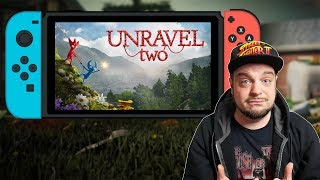 Unravel 2 for Switch Has An INTERESTING Feature! | RGT 85 thumbnail