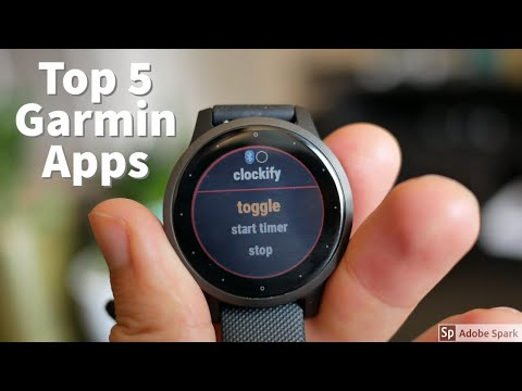 5 Must Have Apps For Garmin Vivoactive 4, Venu, Forerunner 245 and Fenix 6