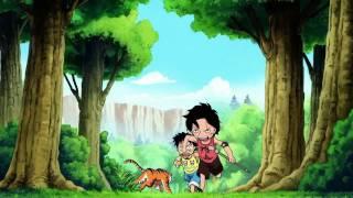 {HD} One Piece - Ace, Sabo & Luffy - old days [BETA]