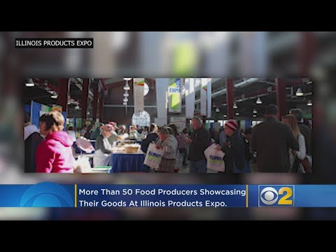 More Than 50 Companies Showcased At Illinois Products Expo – Local News Alerts