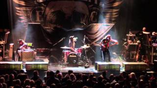 Video The Cadillac Three live in Manchester, Uk. download MP3, 3GP, MP4, WEBM, AVI, FLV September 2018