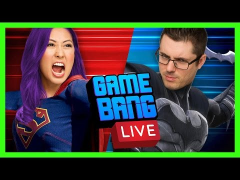 SUPERFIGHT FACE OFF - LIVE (Game Bang)