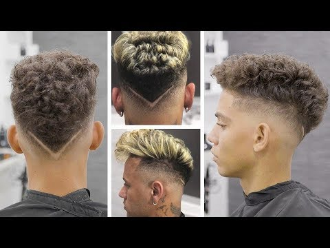 Neymar Jr Haircut 2018 Youtube