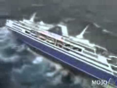 Cruise Ship Almost Tips Over 002  YouTube