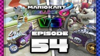Baixar Mario Kart 8 Deluxe Online Team Races w/ TheKingNappy + Friends! - Ep 54