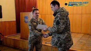 У ремонтно-відновлювальному полку відзначили ДЕНЬ ЗБРОЙНИХ СИЛ УКРАЇНИ