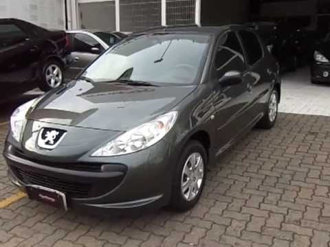 peugeot 207 xr 1 4 8v flex 4p 2010 youtube. Black Bedroom Furniture Sets. Home Design Ideas