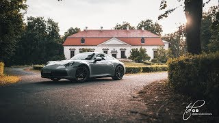 porsche 911 carrera 4s coupe 992 test pl pertyn gledzi