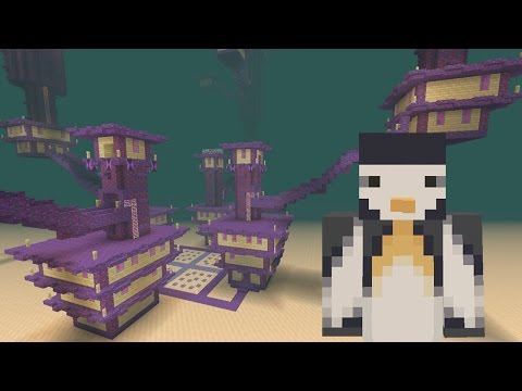 Minecraft Xbox - Murder Mystery - End City - I'M THE MURDERER!