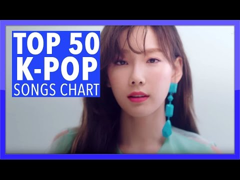 [TOP 50] K-POP SONGS CHART • MARCH 2017 (WEEK 1)