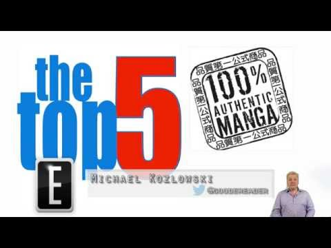 Top 5 Manga Reading Apps For Android