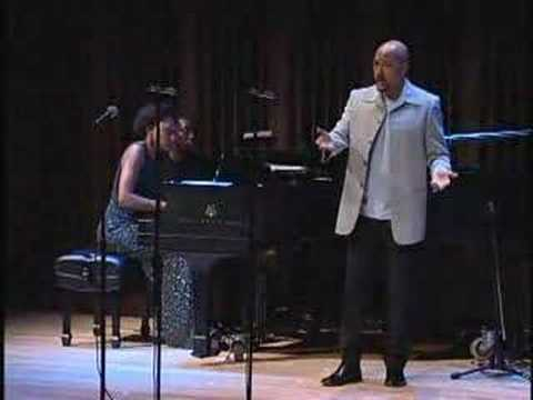 For You There is No Song, Darryl Taylor, countertenor (Adams)