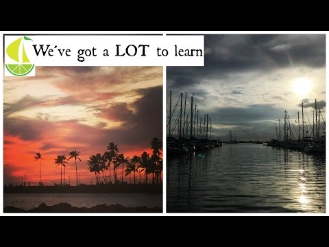 We MOVED harbors - We've got a lot to learn! (Liveaboards in Hawaii)