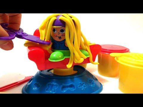 ألعاب المعجون و الصلصال ألعاب أطفال Cra -Z- Art HairDooz Playdough Toy