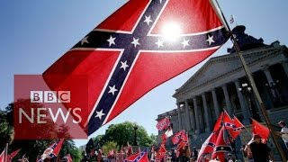 Confederate flag: Symbol of hate or heritage?  BBC News