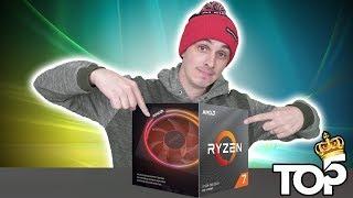 A TOP5 da Semana#7 - AMD Ryzen 3700X está Vendendo?