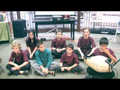 TKG Academy - 1st-8th Grade Bhajan - Barnes and Noble 3/9